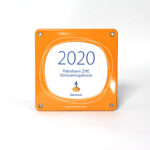 Rabobank-emaille-10x10cm-enamel