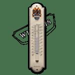 Thermometer van Ruiten 6,5x30 cm
