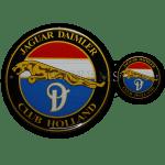 Jaguar Daimler Club Holland rond 25 en rond 10