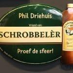Schrobbeler-aluminium-dealerbord